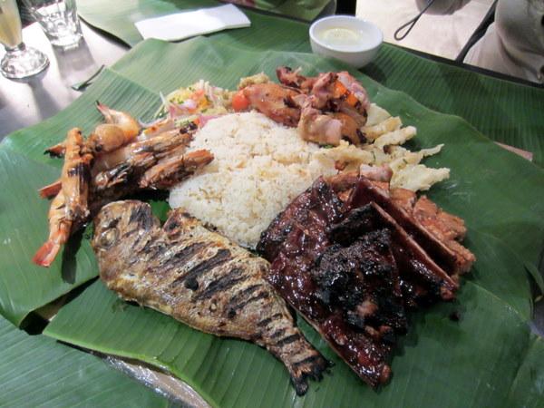 Boodle Feast at Kusina