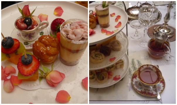 A very sweet affair...at Cafe Societea