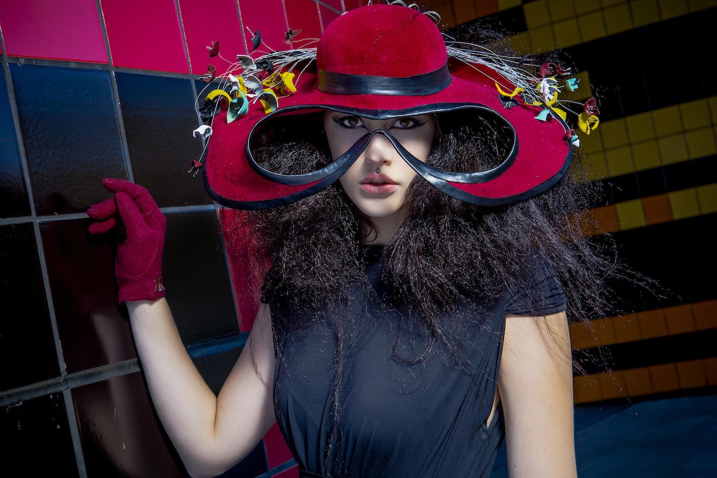 Sovata X Libris. Photographer: Eric Piris, RED Photography. Hair Artist: Designer, Jade Sargent. Makeup Artists: Belle Artistry, Gabbi Vannithone