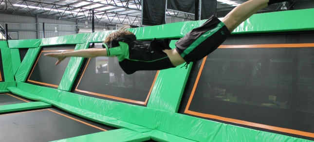 Flip Out will be flippin' great fun this Christmas!