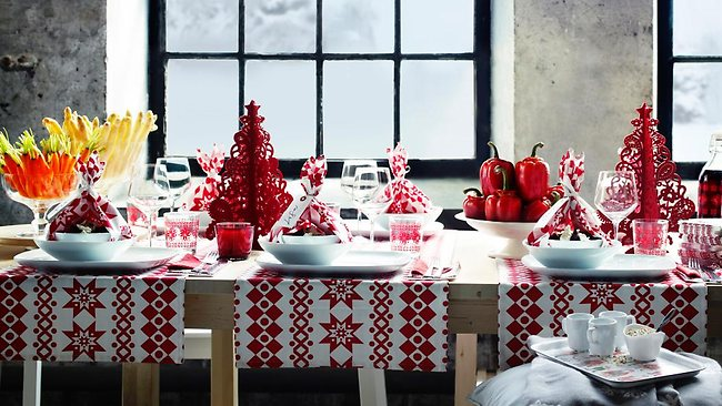 Where To Eat On Christmas Day In Canberra 2014. SaveEnlarge · Table Set ... & Christmas Lunch Table Decoration Ideas - Elitflat