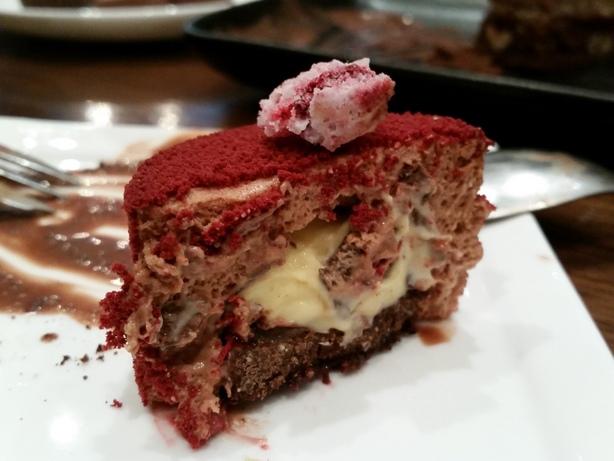 One of Koko Black's delicious desserts. Image: Michelle Brotohusodo.