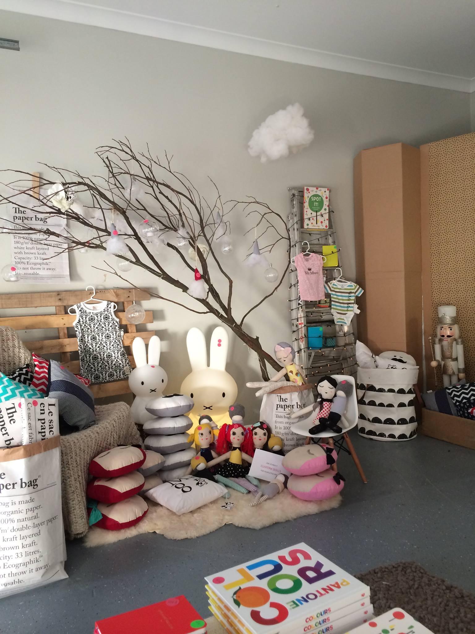 Lil Spaces_Pop up shop