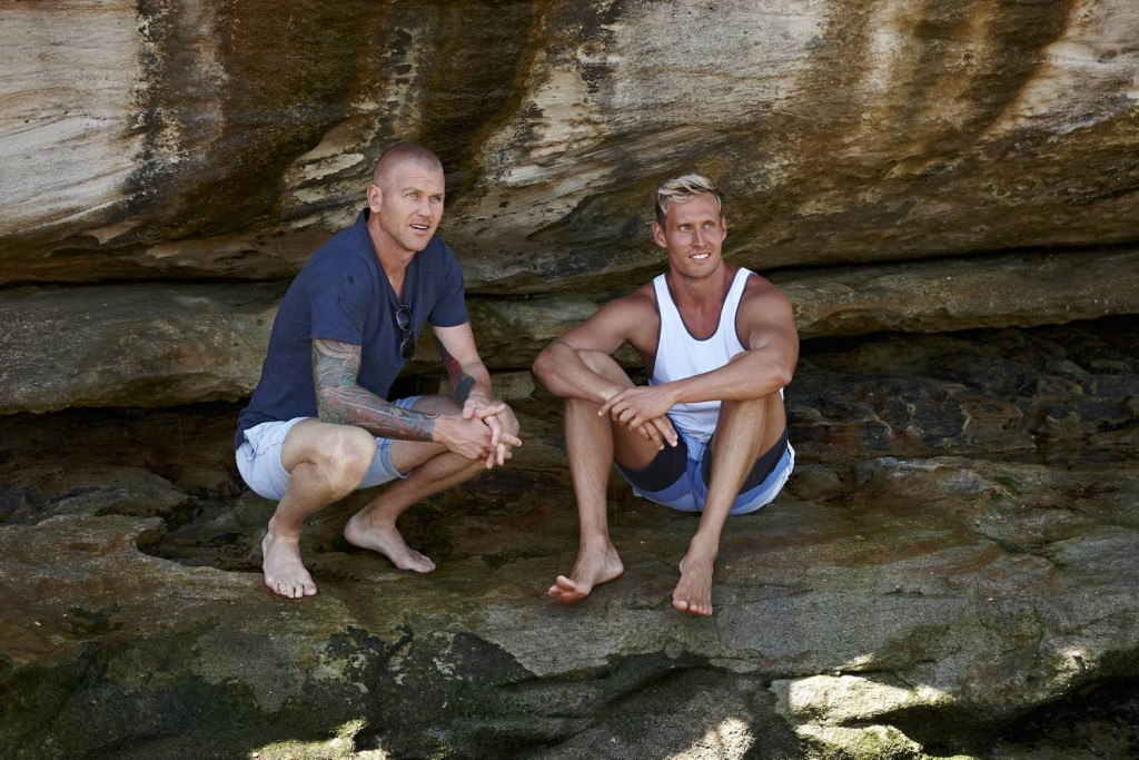 [1309] Luke & Scott MKR Bondi Beach Boys