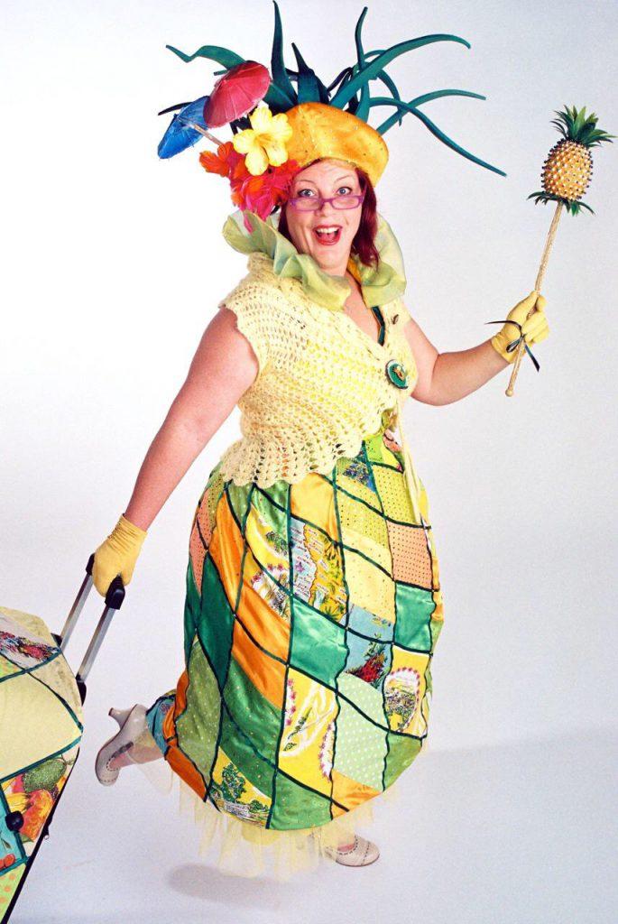 Queen Bee Pineapple