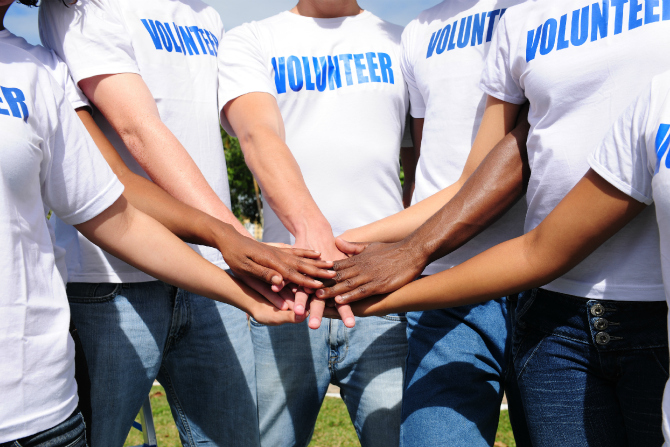 Volunteers Feature