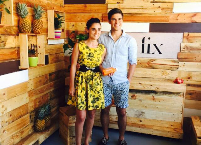 Lucianne and Jovan Attard of The Fix.
