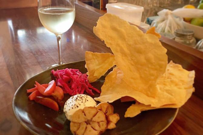 Parlour WineFeature