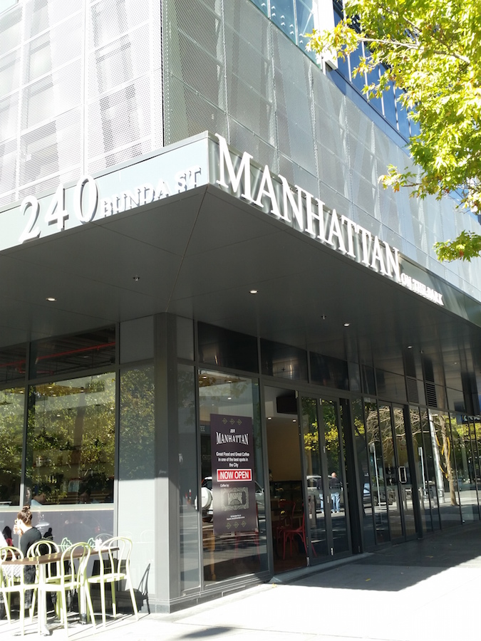 Manhattan Exterior