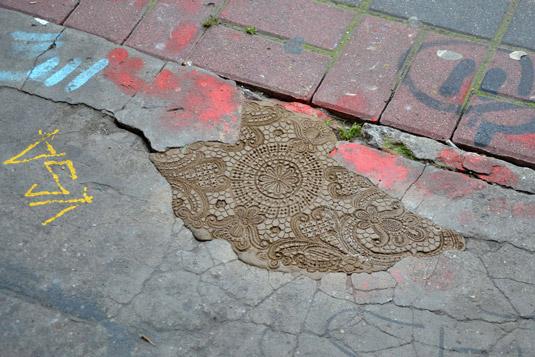 Street Art - NeSpoon