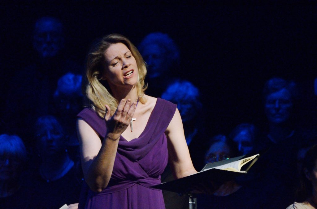 Canberra Choral Society Theodora. Christina Wilson.