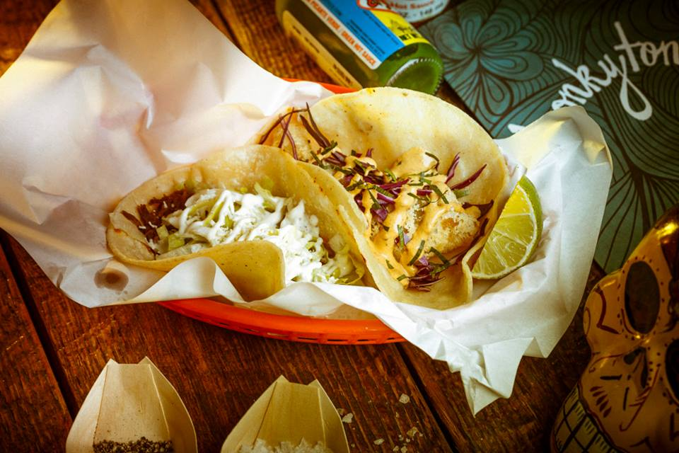 Tacos from Honkytonks