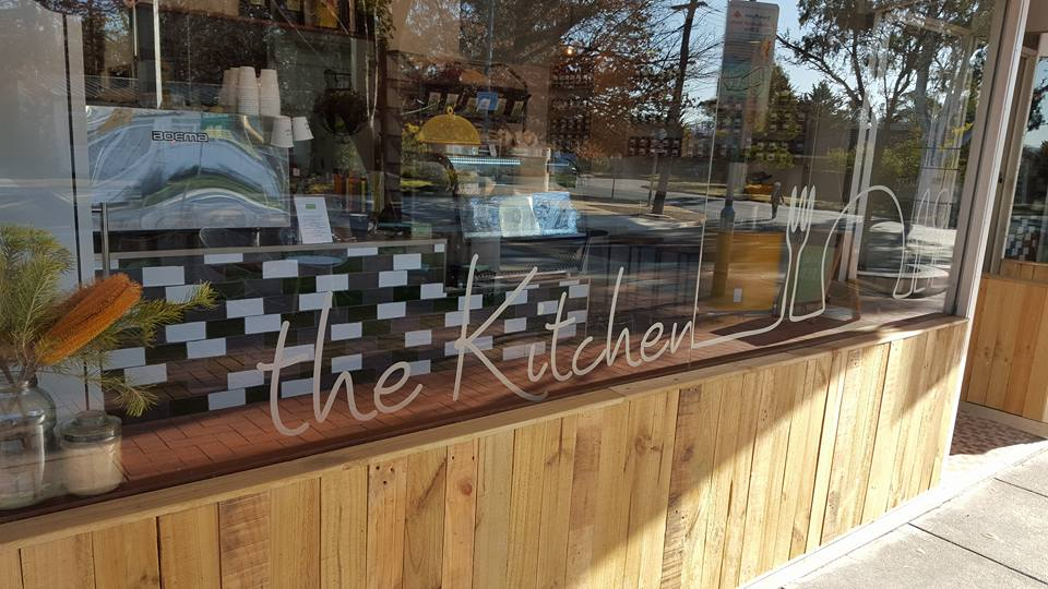 The Kitchen, Narrabundah shops.