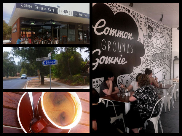 Common Grounds at Gowrie.