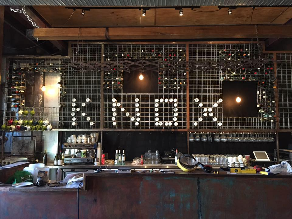 The Knox is a work in progress, set to open in Watson next month.