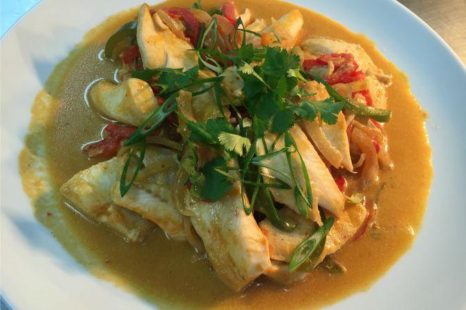 ... brazilian fish stew ang sarap bahian style moqueca brazilian fish stew