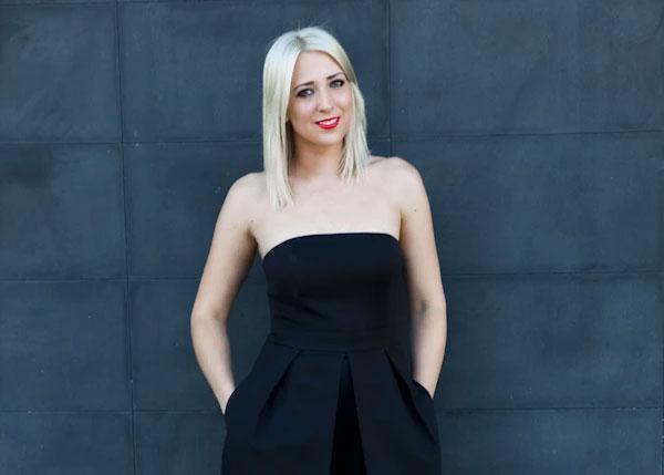 Fashion Editor, Hayley O'Neill