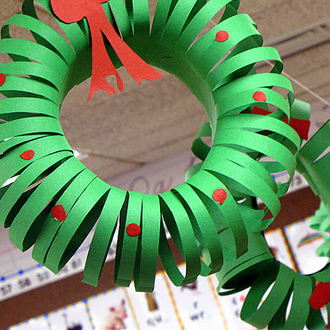 Christmas Wreath by Our small-town Idaho life