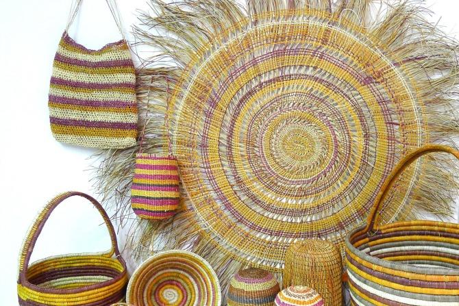 Image Credit: Injalak Women Fibre artworks