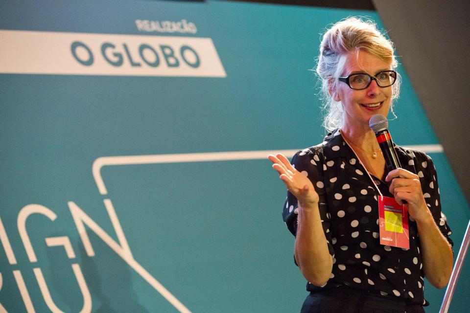 Ingrid van der Wacht, who will speak at DESIGN Buzz.