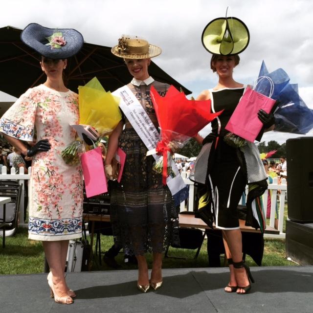 Women's Fashions on the Field winners