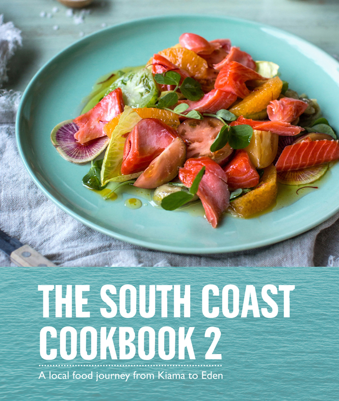 The South Coast Cookbook 2 Cover