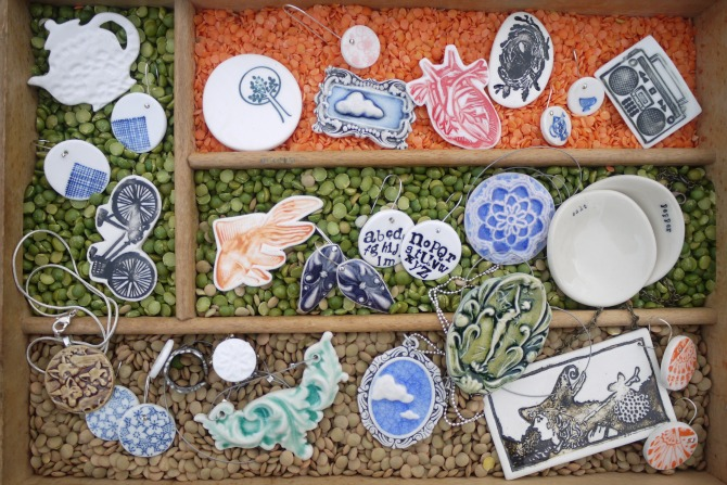 Mrs Peterson Pottery, Blue Mountains.