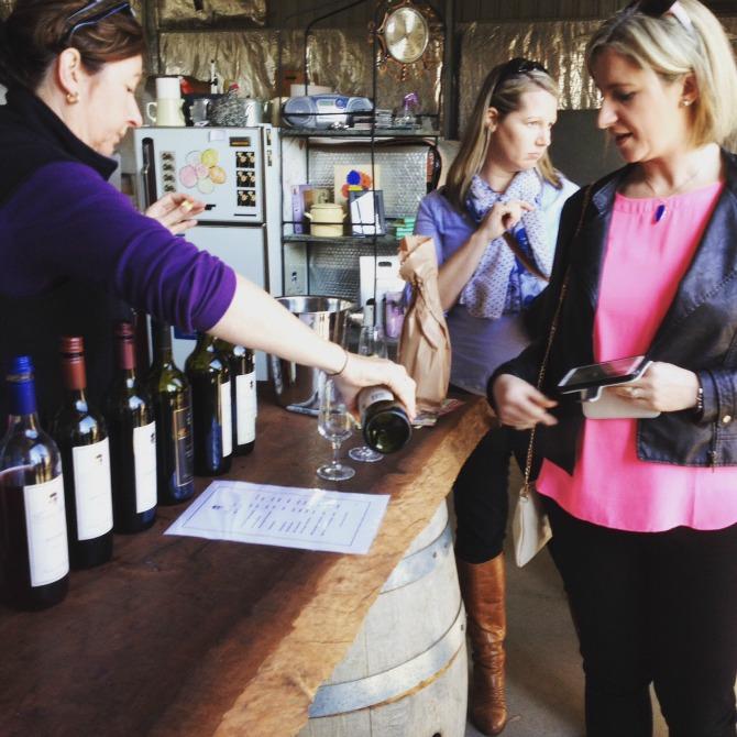 barton wines