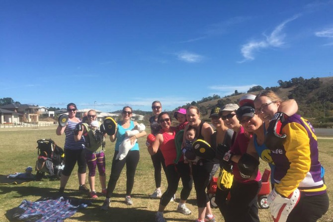 canberra mums group feature