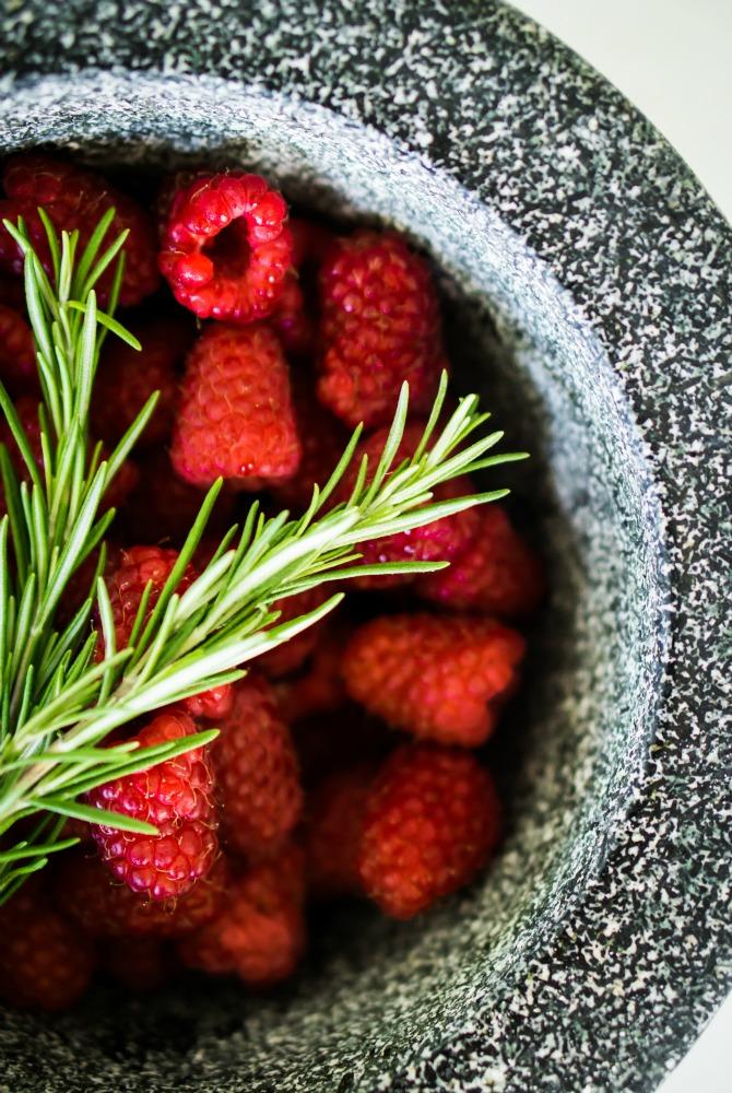 chrissy raspberries
