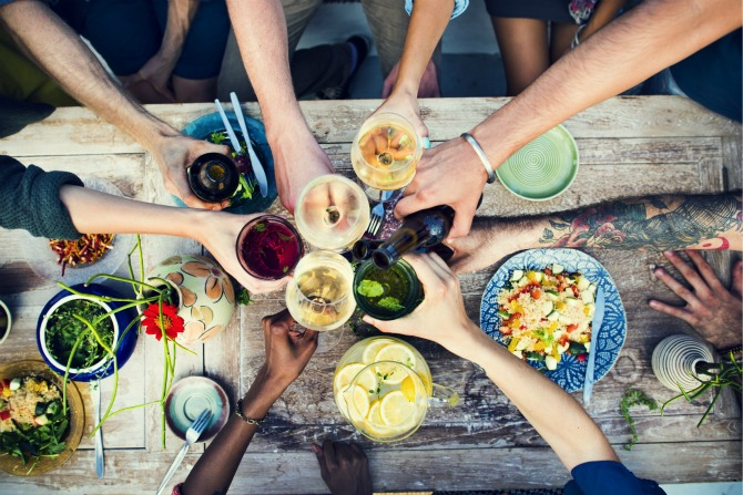 Social & Co will be all about sharing. Image: iStock Photos - not representative of Social & Co's offerings.