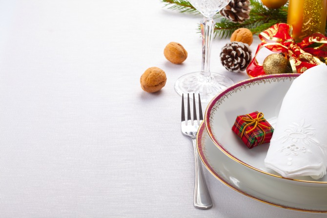 christmas lunch feature