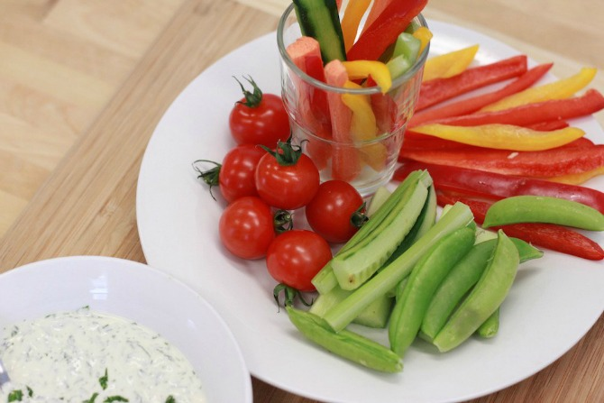 vegetables feature