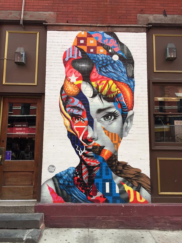Audrey Hepburn - Mulberry Street