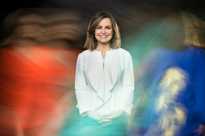 Lisa Wilkinson by Marina McDonald