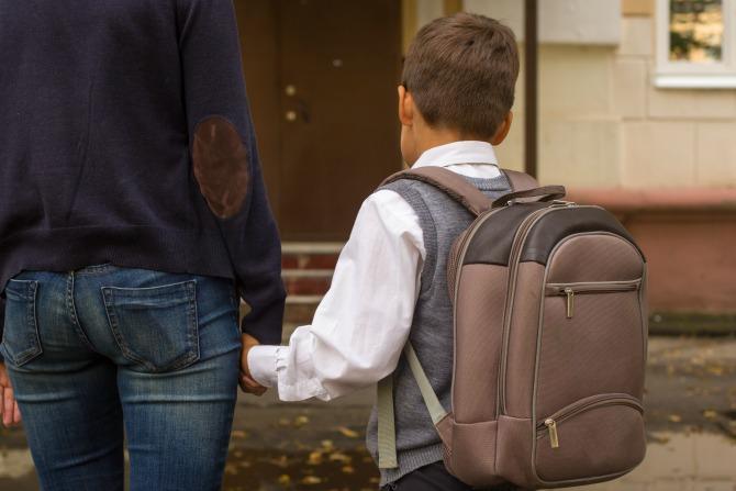 School bag 123