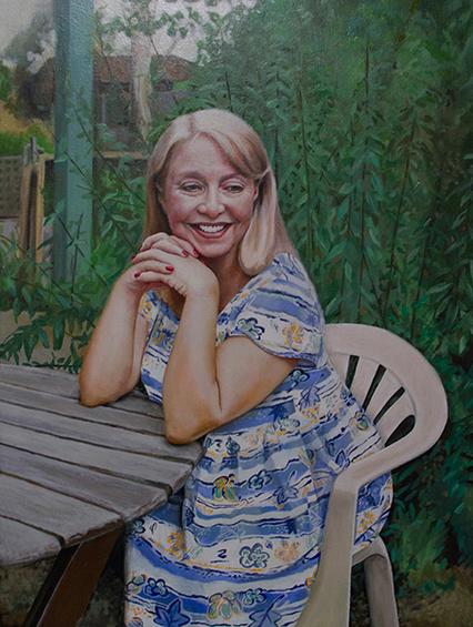 Joy, by Bonnie McArhur