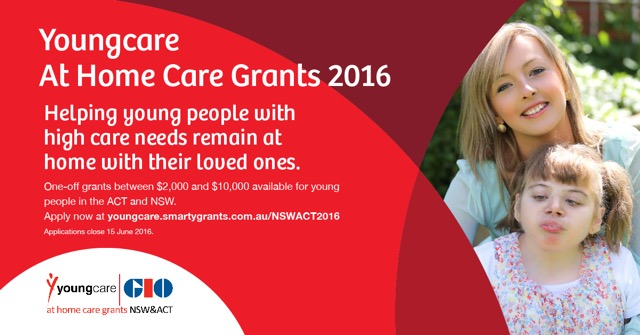 GIO Youngcare At Home Care Grants