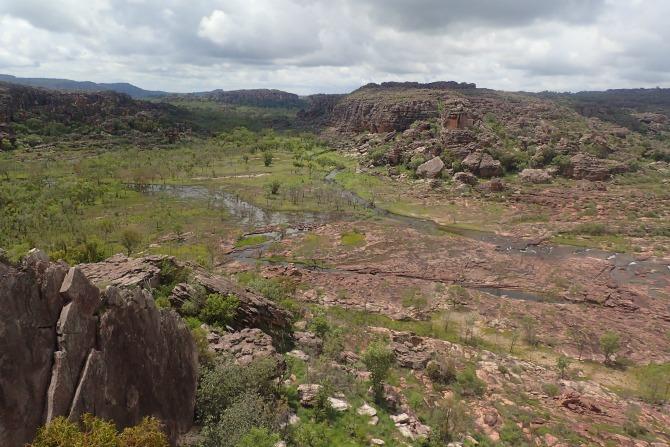 On the Baroalba Plateau