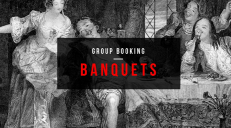 Group booking banquets