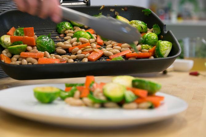 vegetables-saute