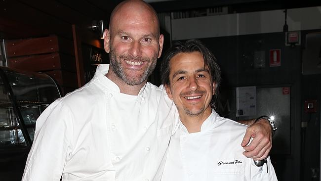 Celebrity Chef Dinner at Limone