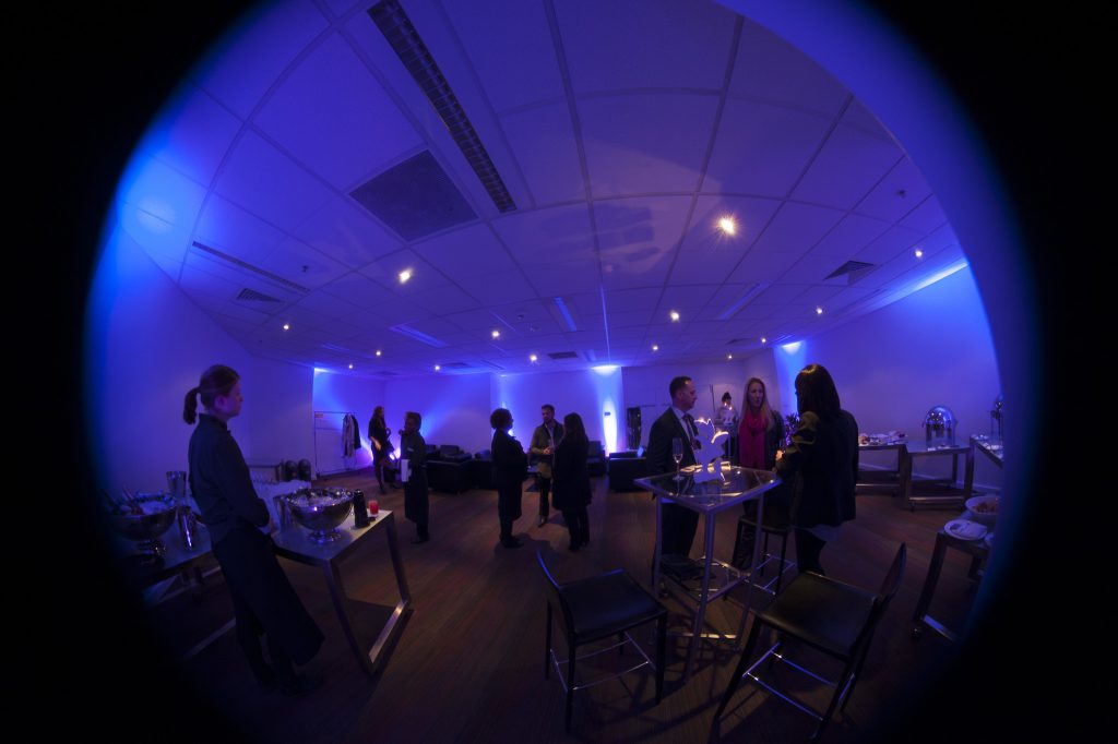 Martin Ollman with lighting by Elite Event Technology