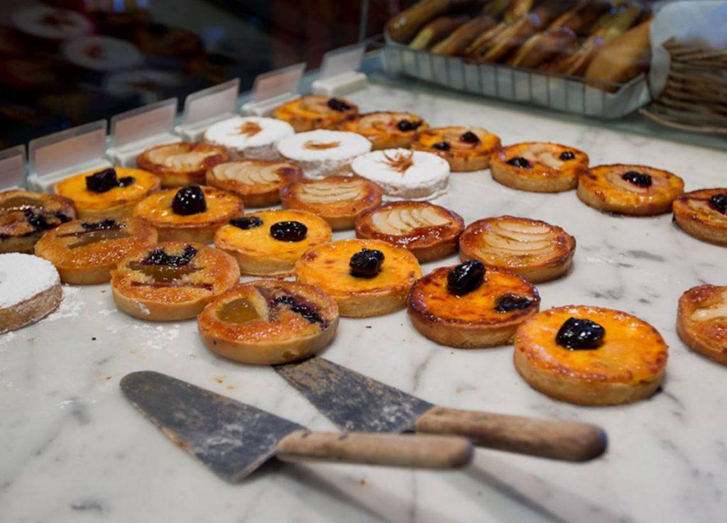 Silo Bakery's tarts. Image: Visit Canberra.