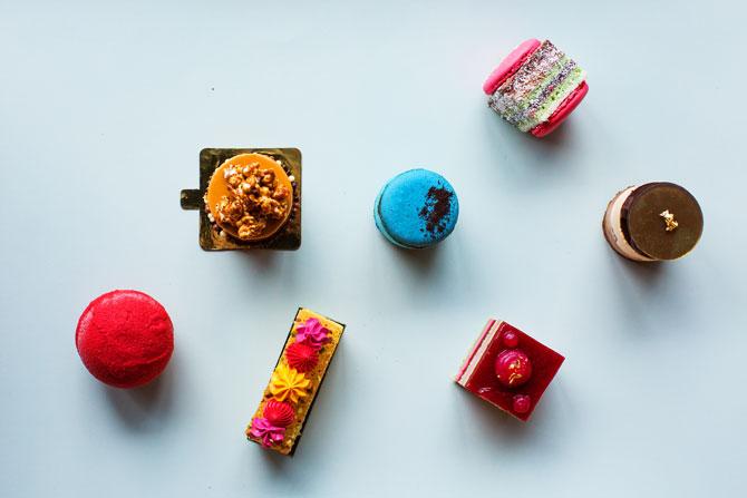 Ricardo's many treats. Image: Tess Godkin.