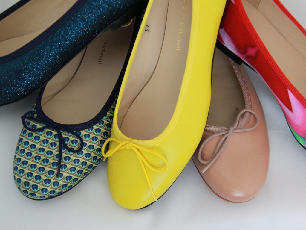 Fletcher Lovell shoes.