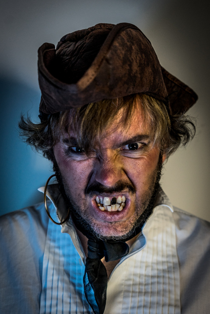 Ben Crowley as Seamus (Photo: BnC Theatre)