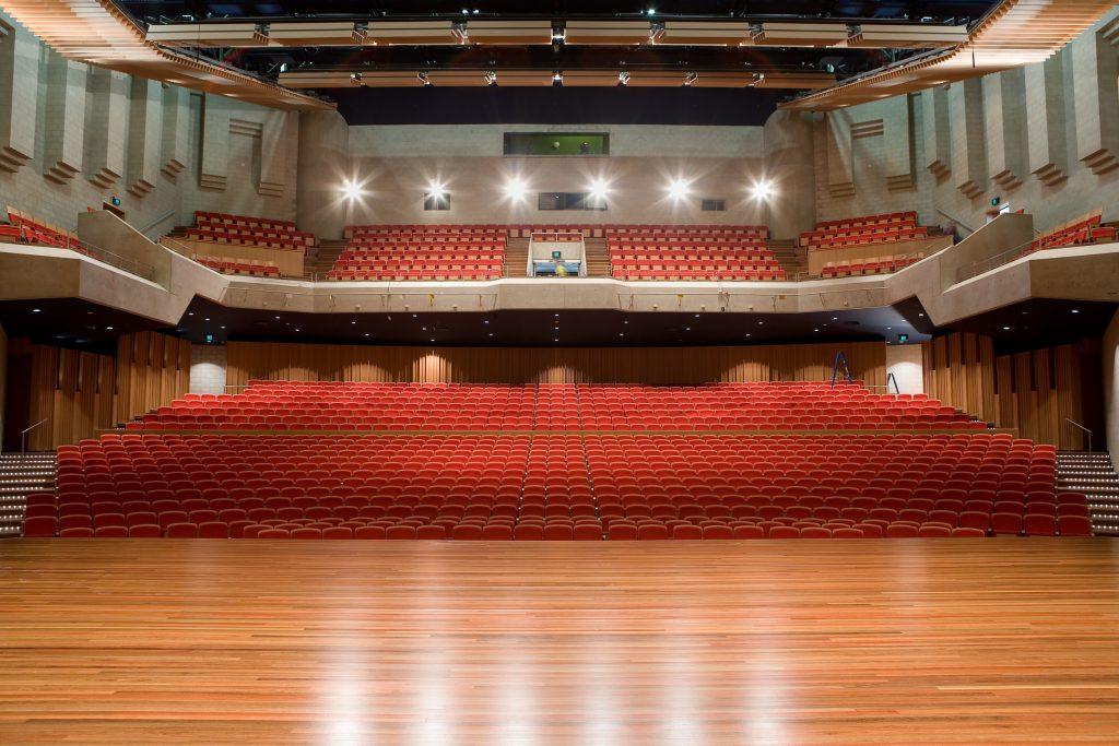Llewellyn hall