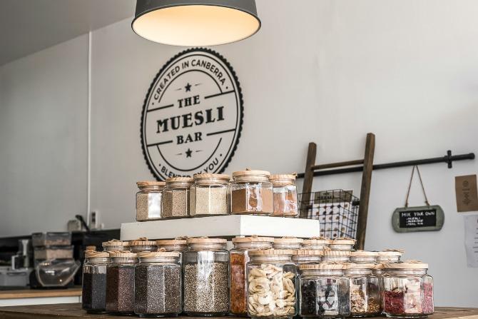 The Muesli Bar. Image: Tim Bean Photography.