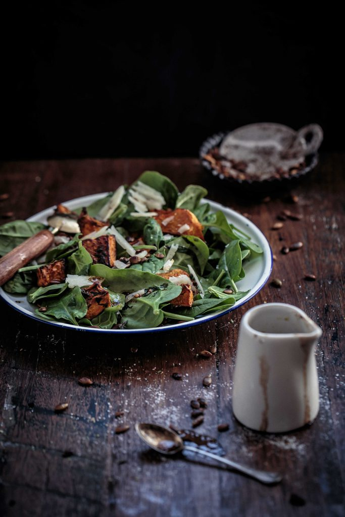 thyme-roasted-pumpkin-and-spinach-salad-with-shaved-manchego-toasted-pepitas-and-balsamic-mustard-dressing-anisa-sabet-the-macadames-25-12